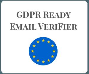 gdpr email verification