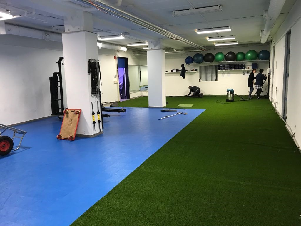 HyperGrass Fitness