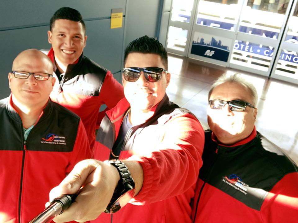 severyn cool services air conditioning team