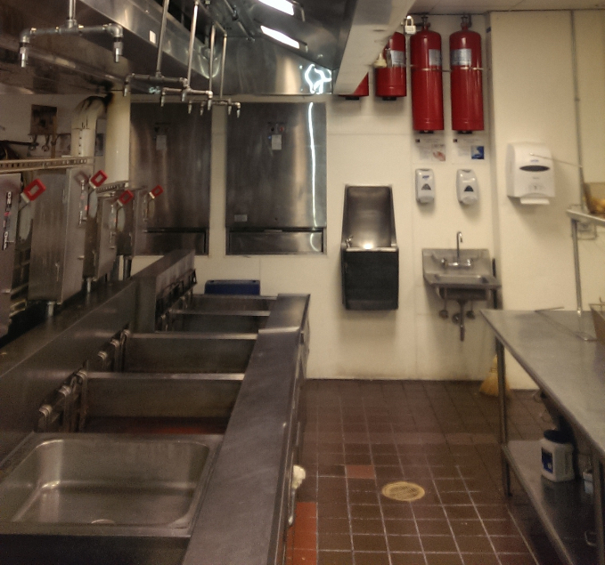 Fire suppression and hood cleaning go hand in hand.
