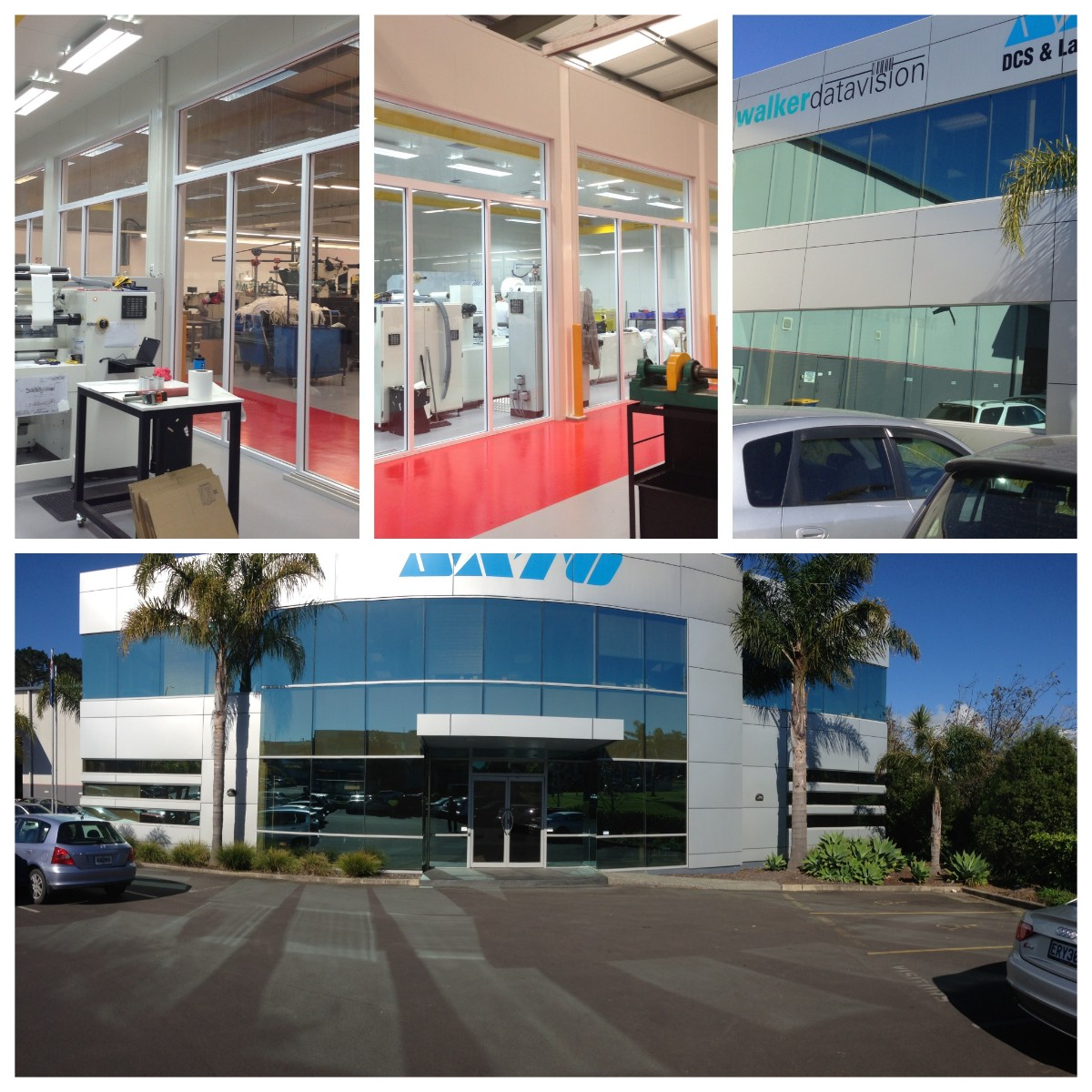 Commercial window cleaning projects in Tauranga