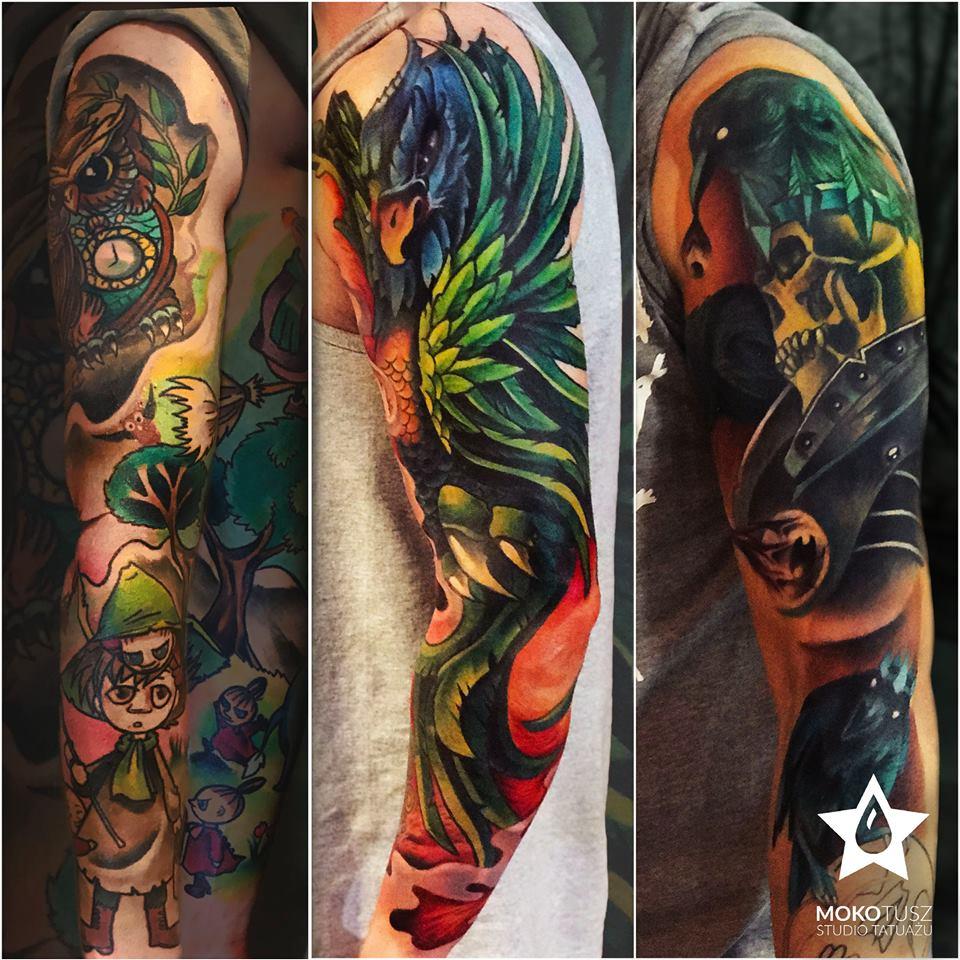 Mokotusz Niepodległe Studio Tatuażu Warszawa