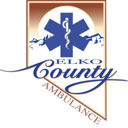 Elko County Ambulance Logo
