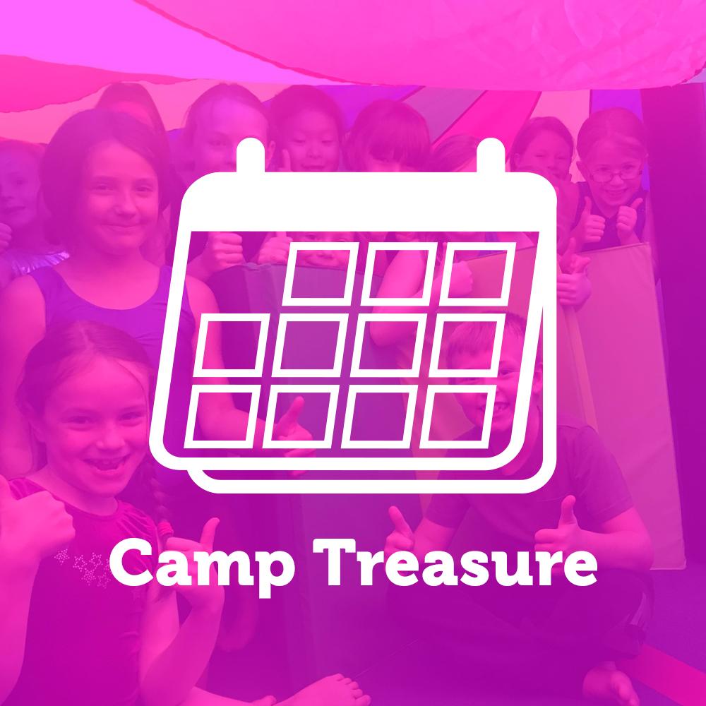 Treasure Gymnastics Holiday Camp Icon