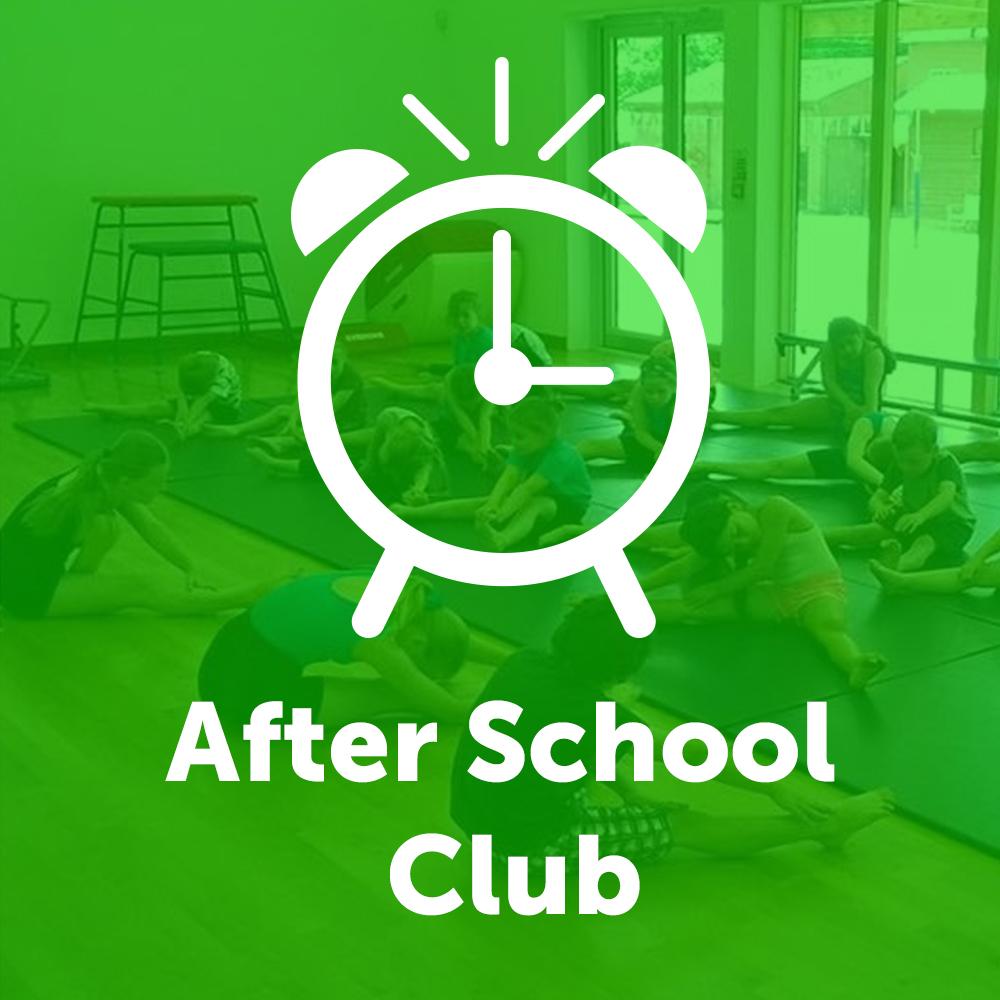 After school gymnastics classes icon