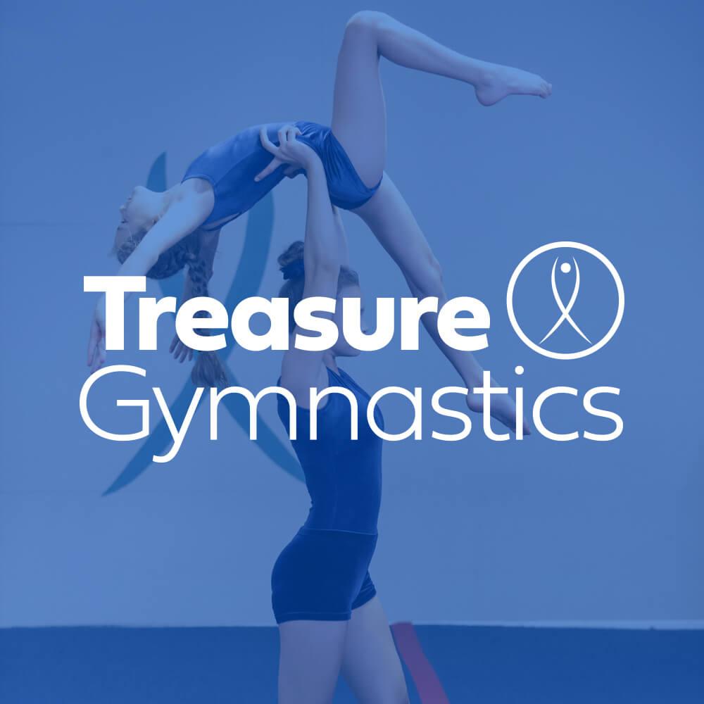 Treasure Gymnastics Icon