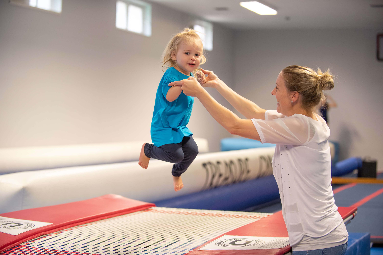 children gymnastics