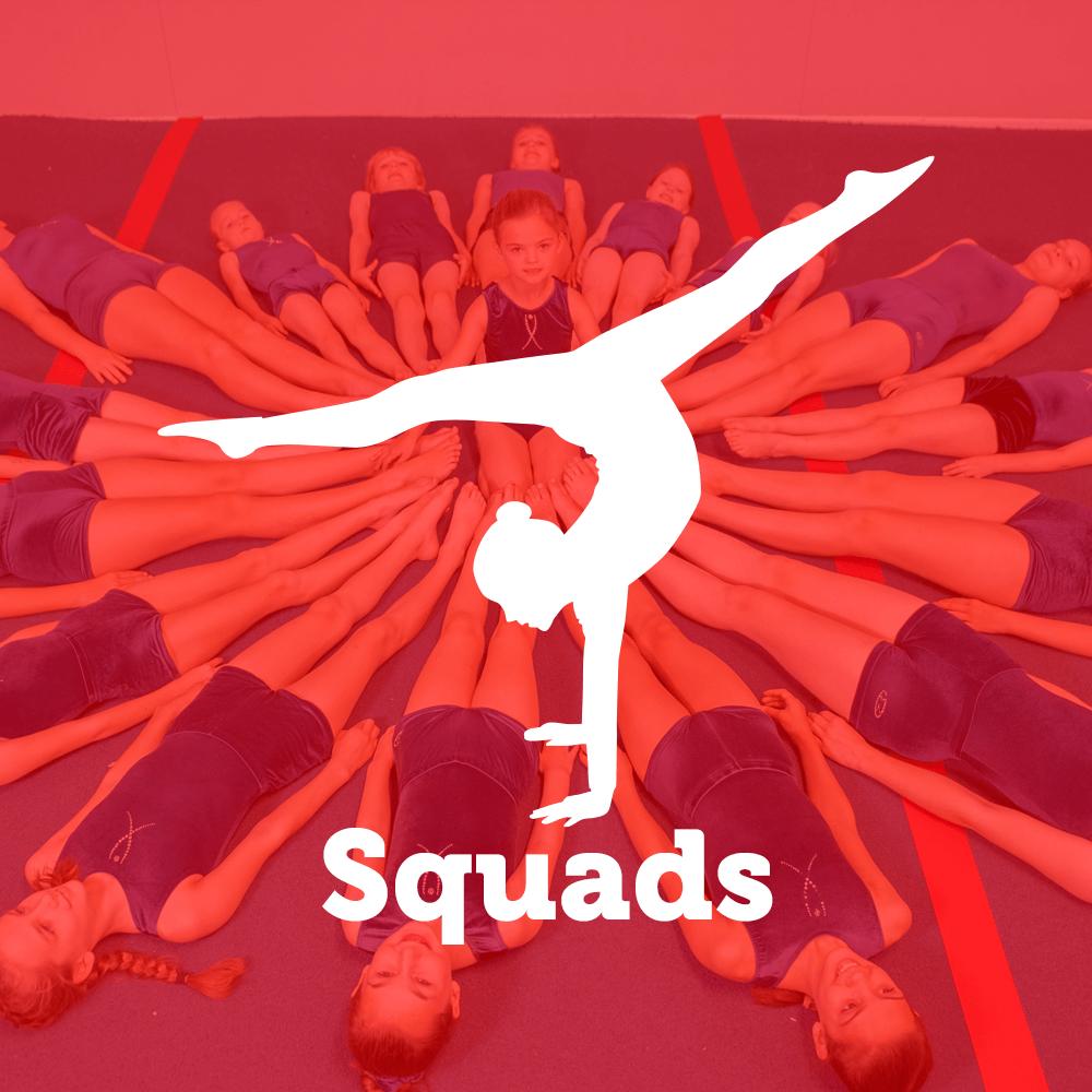 Treasure Gymnastics Squad Icon