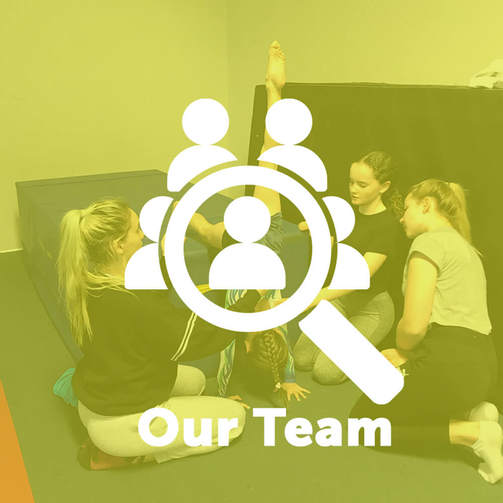 Treasure Gymnastics Team Icon
