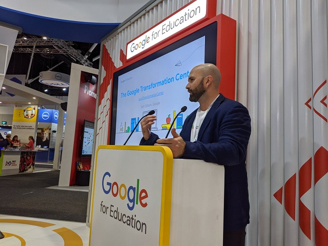 Google for Education - come and hang out