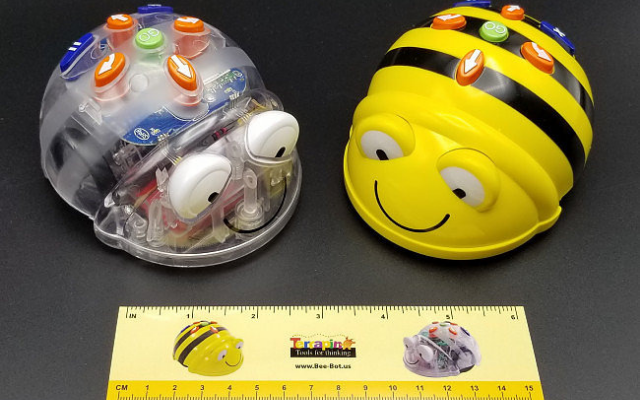 Term 3 - Digital Technologies with BeeBots in the Classroom