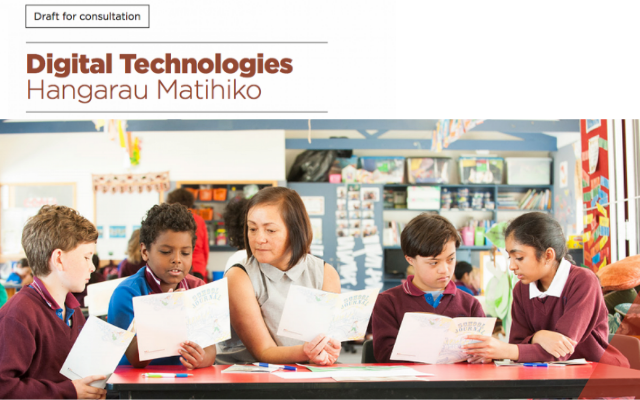 Digital Technologies Curriculum - Getting Started!