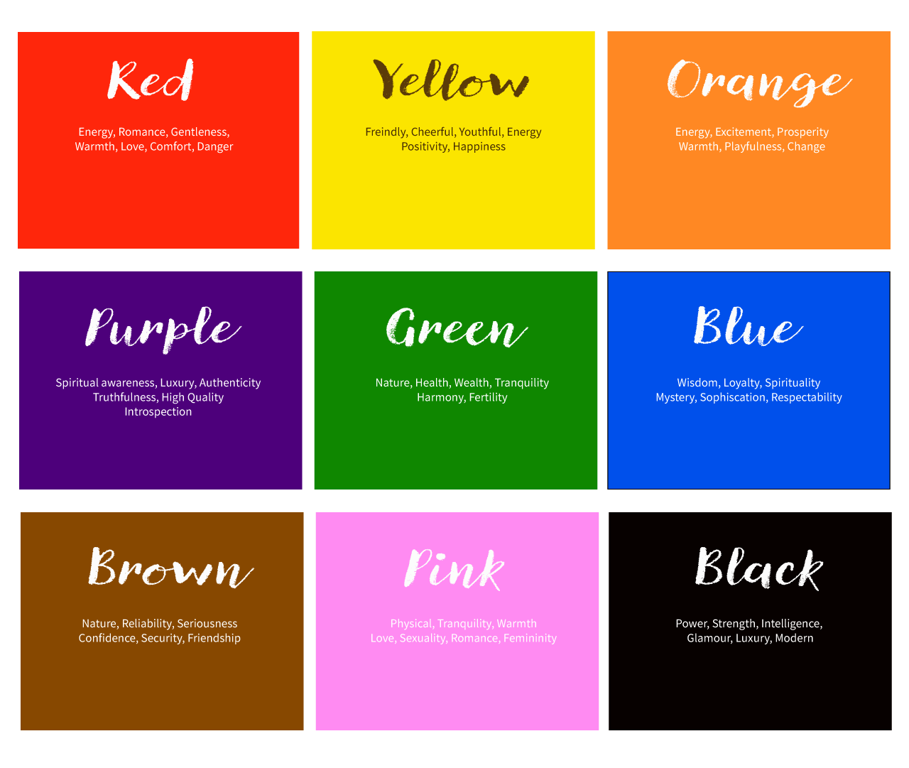 Colour theory image