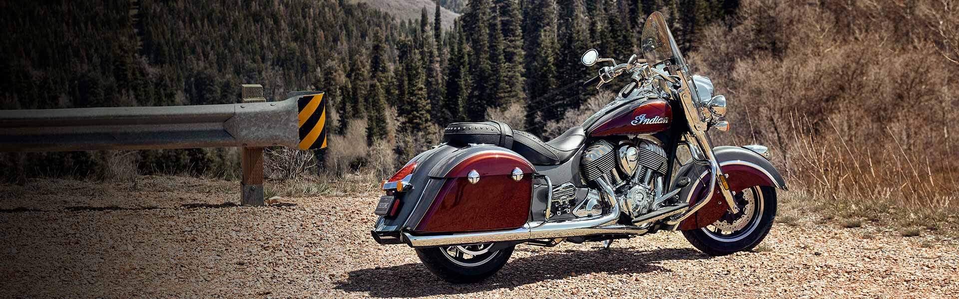 Indian Motorcycles Springfield