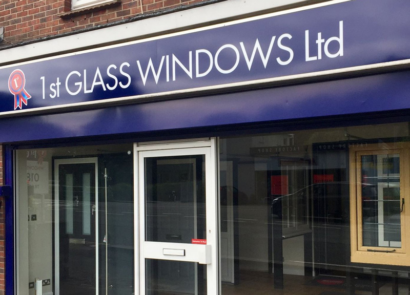 1st glass windows contact us