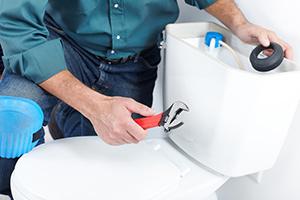 Toilet Repair & Install