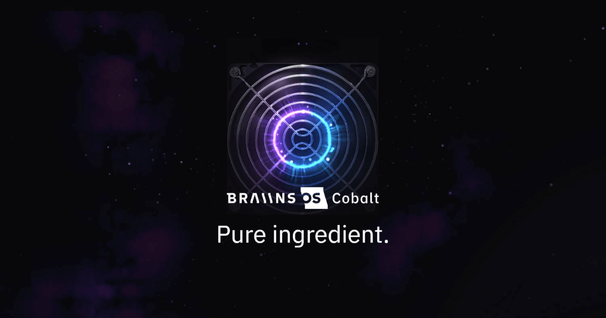 Braiins OS Cobalt | Open-source system for cryptocurrency devices