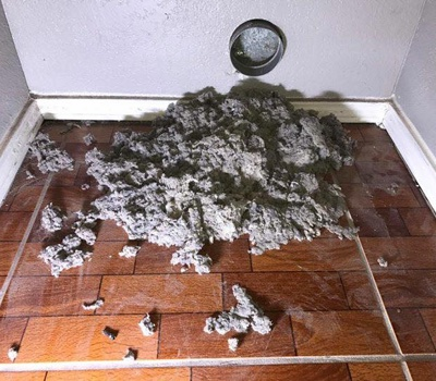 dryer vent project in long beach