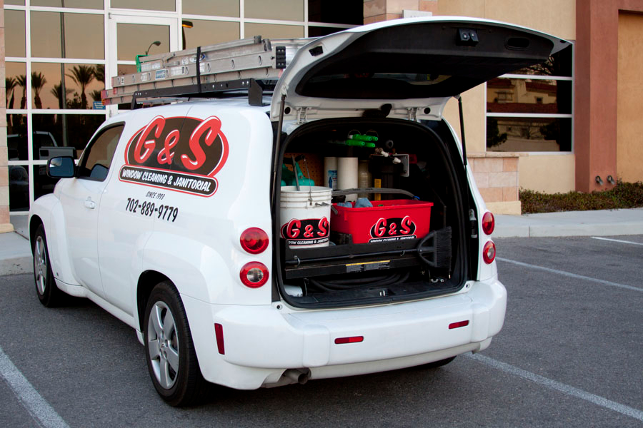 G and S Window Cleaning has all the tools to get your home windows pristine clean.