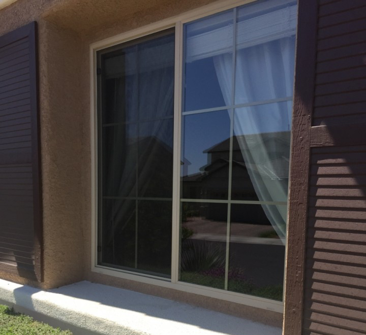 G and S Window Cleaning can get any window clean no matter how hard to reach.