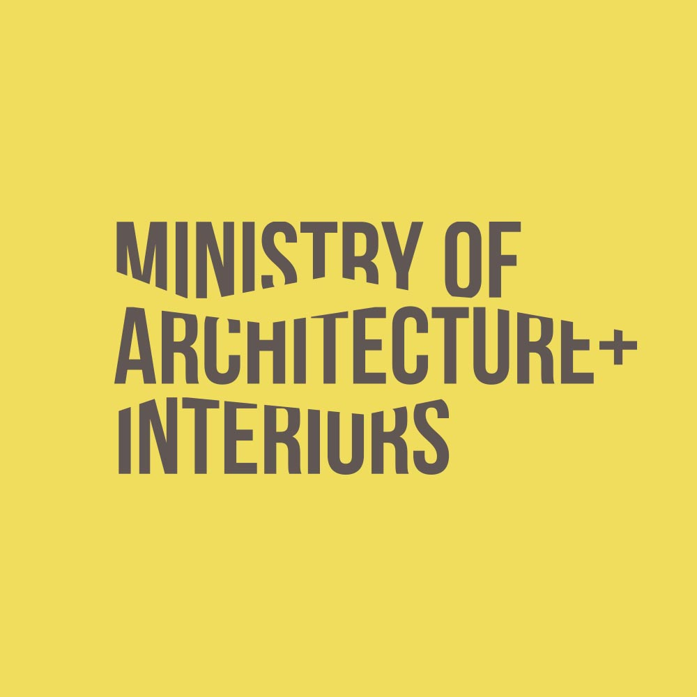 Ministry of Architecture and Interiors logo