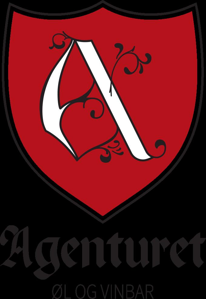 Agenturet øl og vinbar logo