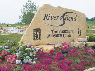 Rivers Bend entrance