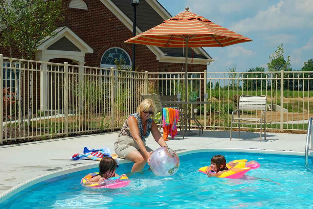 Liberty Grand pool