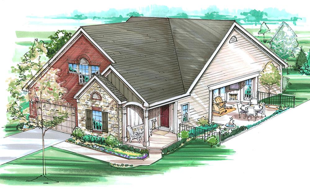 Liberty Grand Captiva Home Plan