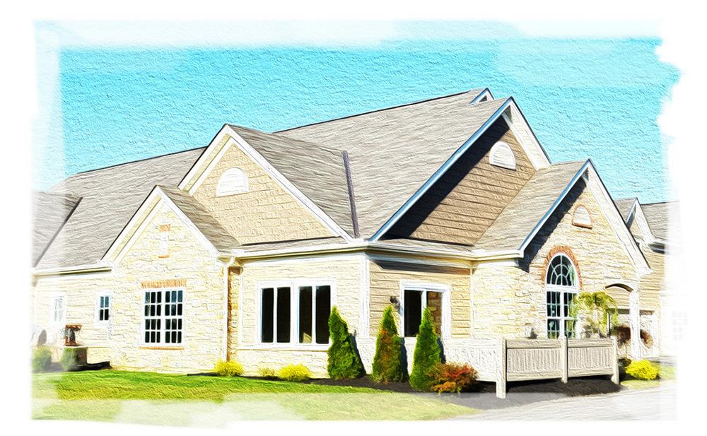 Liberty Grand Villa Home Plan