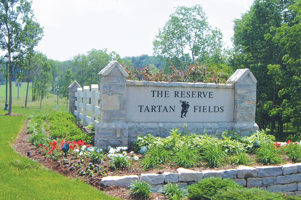 The Reserve at Tartan Fields