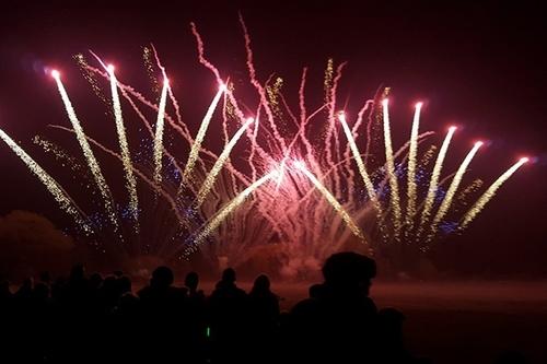 Town Fireworks