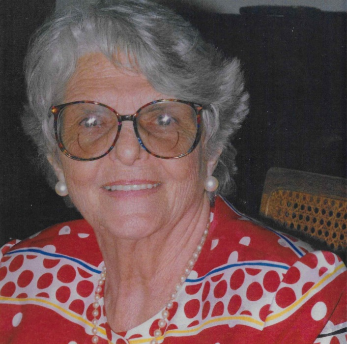 Nancy Benton Meagher