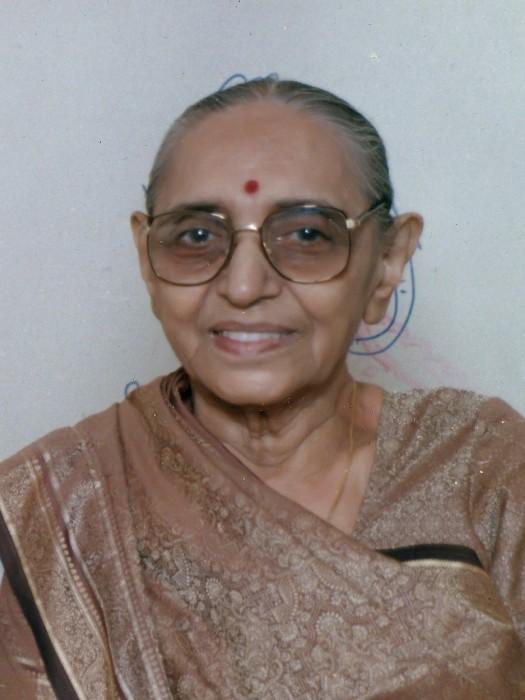 Madhumati Bhadrashankar Dave