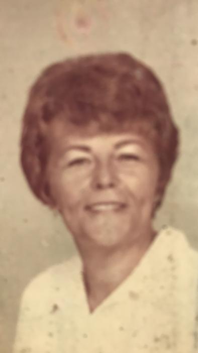Evelyn Gertrude Wade