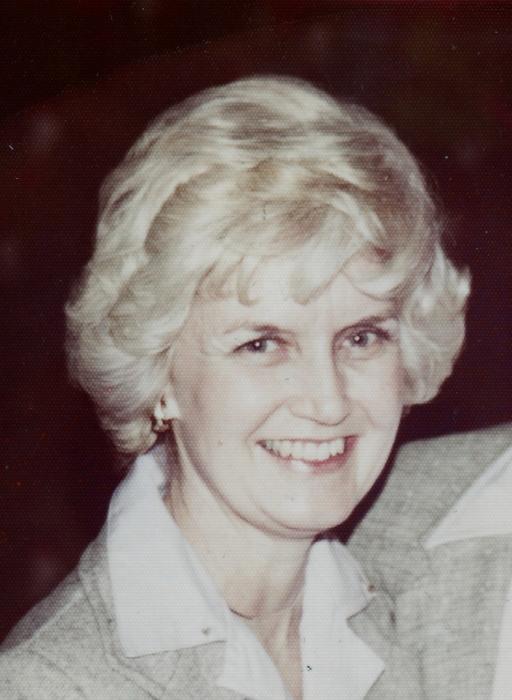 Patricia Ann McIntosh