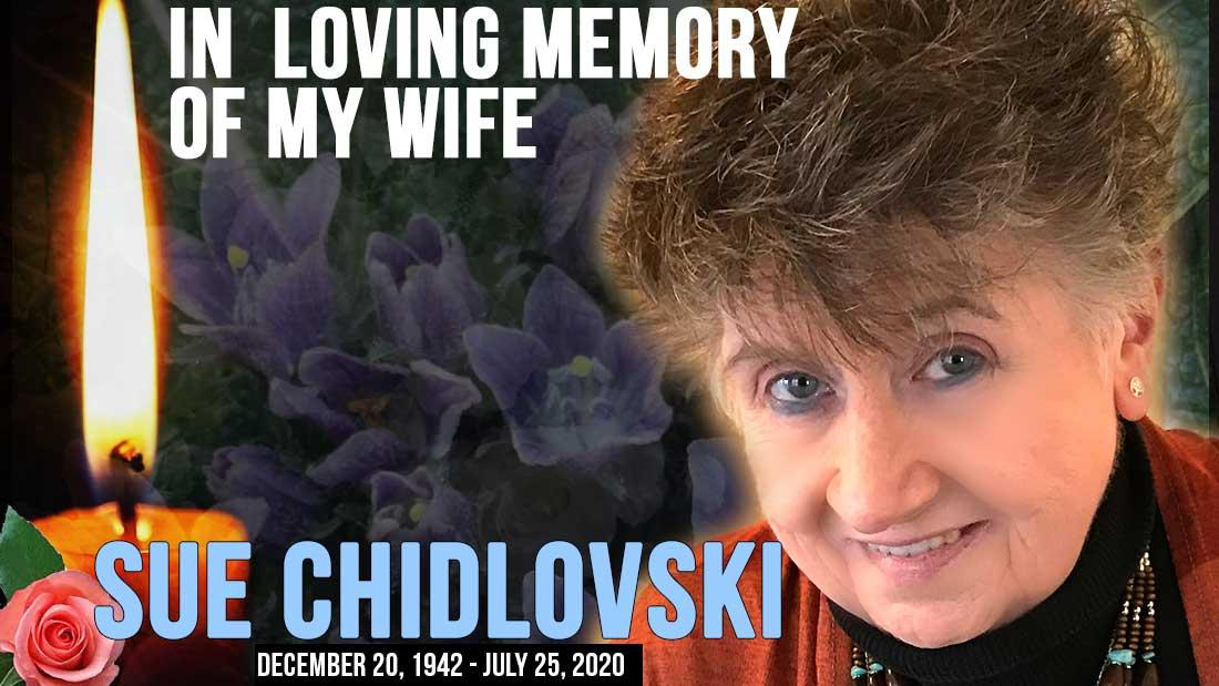 Sue Chidlovski