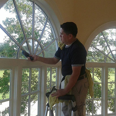 Home window cleaning in Ashburn, VA