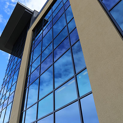 Commercial Window Cleaning in Ashburn, VA