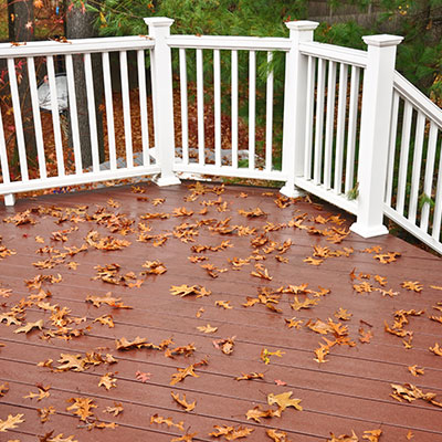 Trex Deck Cleaning in Ashburn, VA