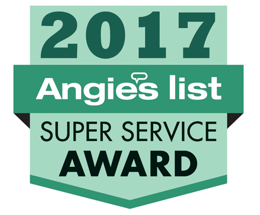 Arizona Carpet & Tile Steamers are proud to be super service award winners 2017