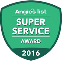 Arizona Carpet & Tile Steamers are proud to be super service award winners 2016