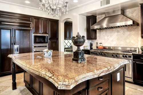 granite counter cleaning