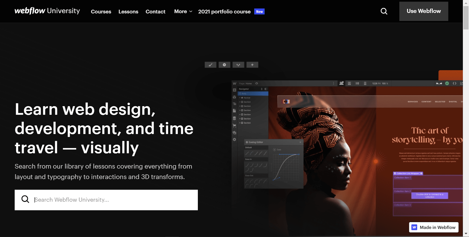 Webflow or Squarespace - Who offers more support?