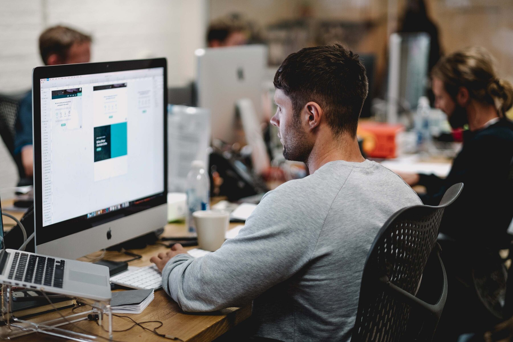 3 Key Considerations When Creating a Successful SaaS Website