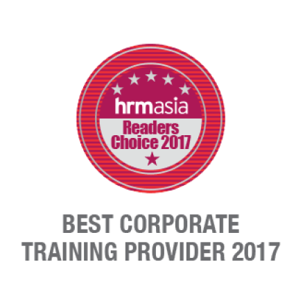 best corporate training provider 2017