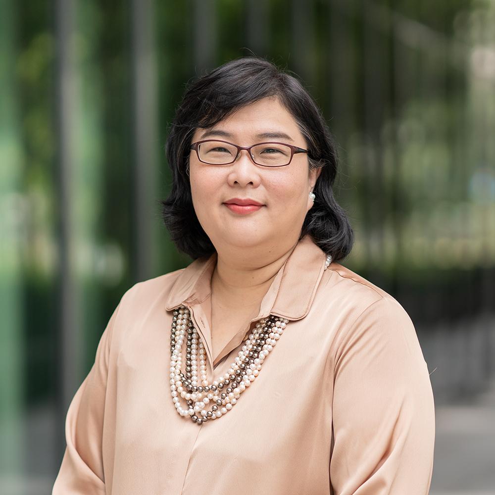 Praise Mok - Deputy Chief Executive