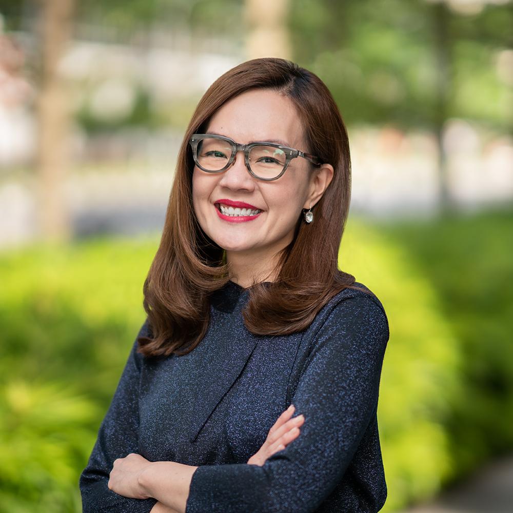 Rachel Ong - Chief Executive