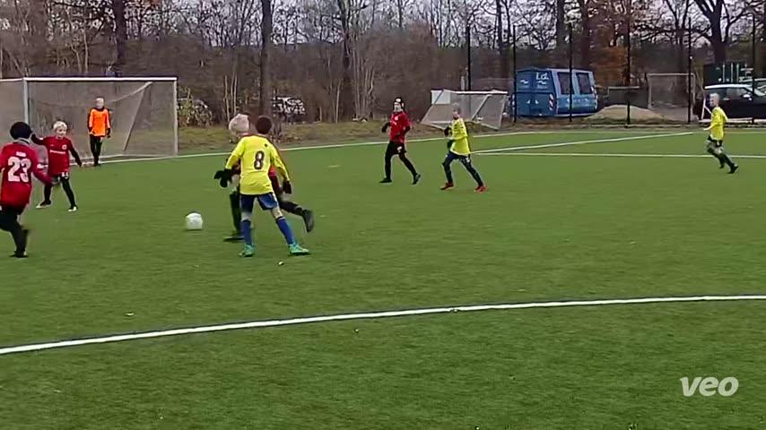 AB Tårnby vs. Brøndby IF U11