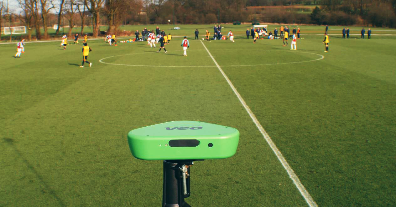 Soccer camera